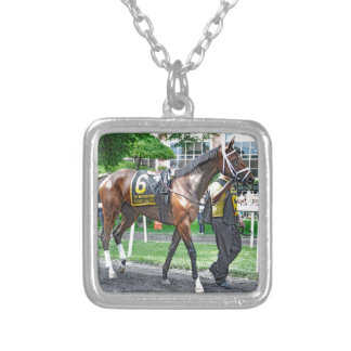 Rachel's Valentina Silver Plated Necklace