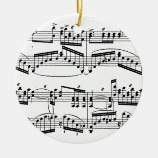 Rachmaninoff Ornament