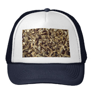 Racine de bardane casquettes