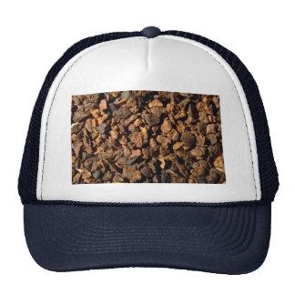 Racine de chicorée rôtie casquettes