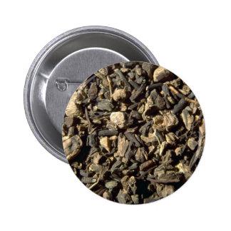 Racine noire de cohosh pin's avec agrafe