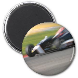 Racing Car Magnet