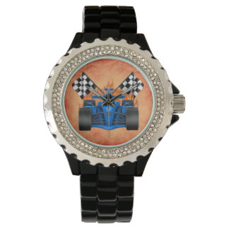 Racing Car Watch