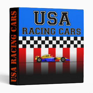 Racing cars Binder