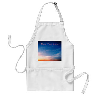 Racing Clouds Standard Apron