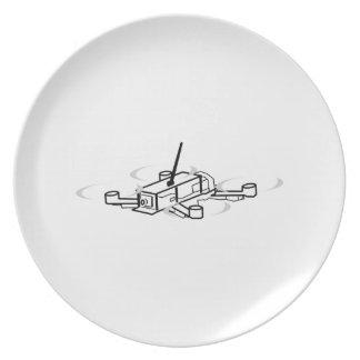 Racing Drone Quadcopter Plates