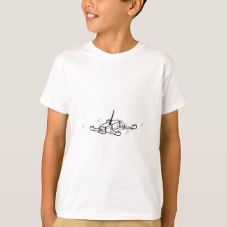 Racing Drone Quadcopter T-Shirt