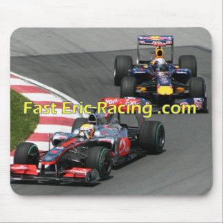Racing Fast Mousepad