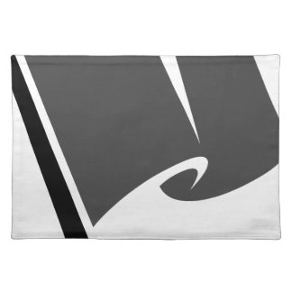 Racing Flag Placemat