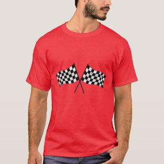 Racing flags tee-shirt T-Shirt