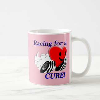 Racing for a Cure Mug