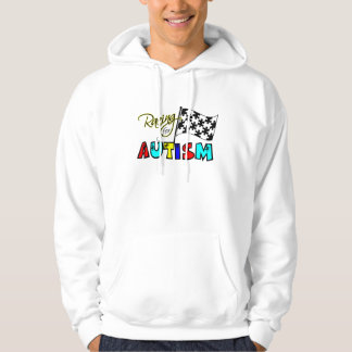 Racing for Autism Hoodie