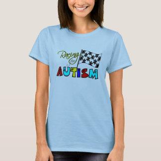 Racing for Autism Ladies Tee