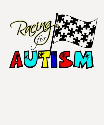 Racing for Autism - Ladies Tee