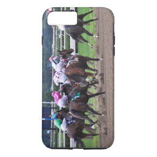 Racing from Historic Saratoga Race Course Case-Mate iPhone Case
