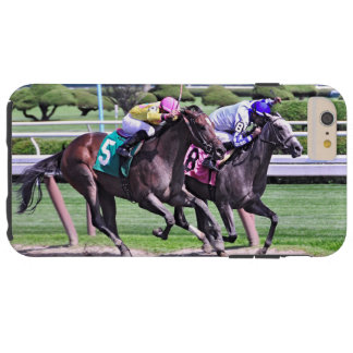 RACING FROM HISTORIC SARATOGA TOUGH iPhone 6 PLUS CASE
