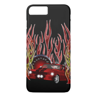 RACING MUSCLE CARS iPhone 8 PLUS/7 PLUS CASE