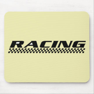 Racing ~ Pop Culture Fashion Mouse Pad