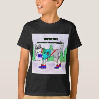 RACING SIBERIAN CARTOON T-Shirt