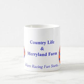 Racing SIlks of Country Life Coffee Mug