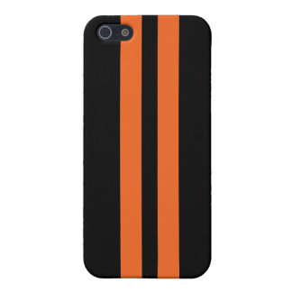 Racing Stripes iPhone 5/5S Case