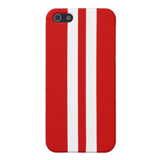 Racing Stripes iPhone 5 Cover