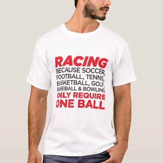"""""""Racing"""" T-Shirt"""