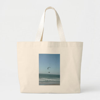 RACING THE WIND LARGE TOTE BAG