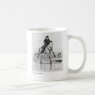 Racing Thunder Coffee Mug