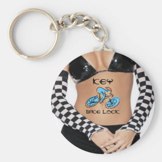 Racing to win... keychain