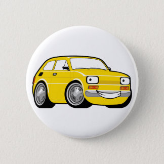 Racing toddler 2 inch round button
