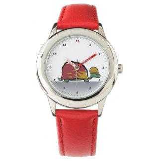 racing turtle watch