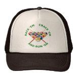 Rack 'em Crack 'em and Run 'em Mesh Hat