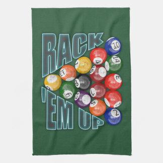 Rack Em Up Kitchen Towel