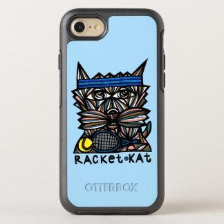 """Racket Kat"" Apple & Samsung Otterbox Case"