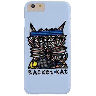 """Racket Kat"" Apple & Samsung Phone Case"