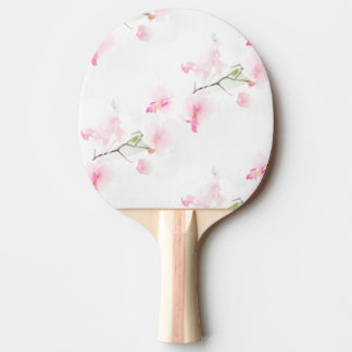 Racket of Ping Pong, Pattern Orchis Ping Pong Paddle