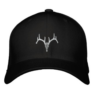 Rackgrafix Buck Hat Embroidered Hats