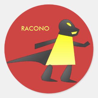 Racono Stickers