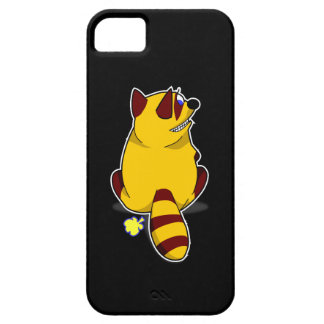 Racoon Fart iPhone 5/5s Case