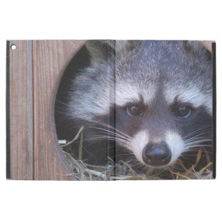 """Racoon raccoon iPad pro 12.9"""" case"""