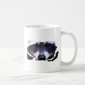 RACOON RACCOON - Photography Jean Louis Glineur Coffee Mug