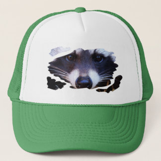 RACOON RACCOON - Photography Jean Louis Glineur Trucker Hat