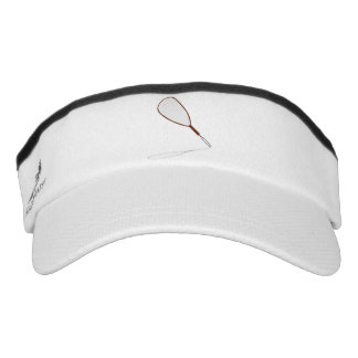 Racquetball Graphic Visor