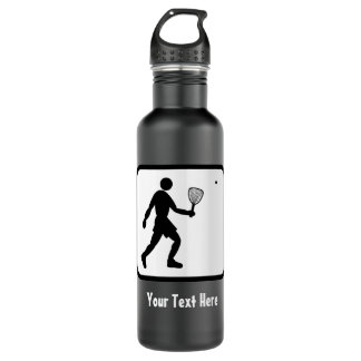 Racquetball Logo -- Customizable 710 Ml Water Bottle