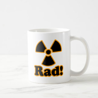 Rad! Coffee Mug