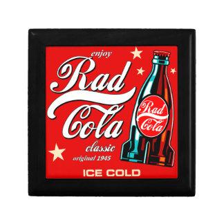 Rad Cola Jewelry Boxes