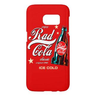 Rad Cola Samsung Galaxy S7 Case