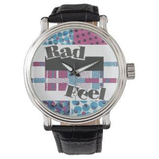 Rad Feel Vintage Styled Watch