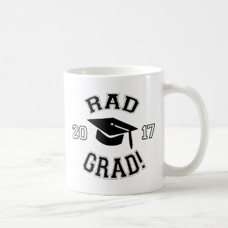 Rad Grad 2017 Coffee Mug